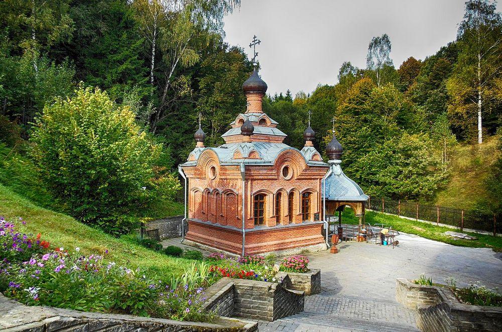 Полыковичи храм