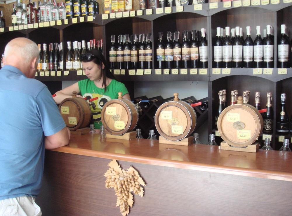 вино коблево