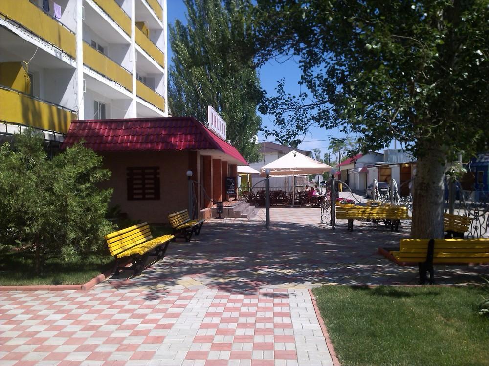 Коблево отель Днестр32