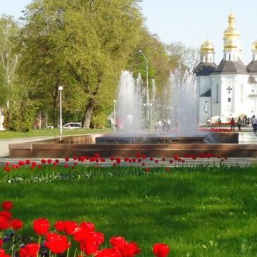 Достопримечательности Чернигова (фото,видео)