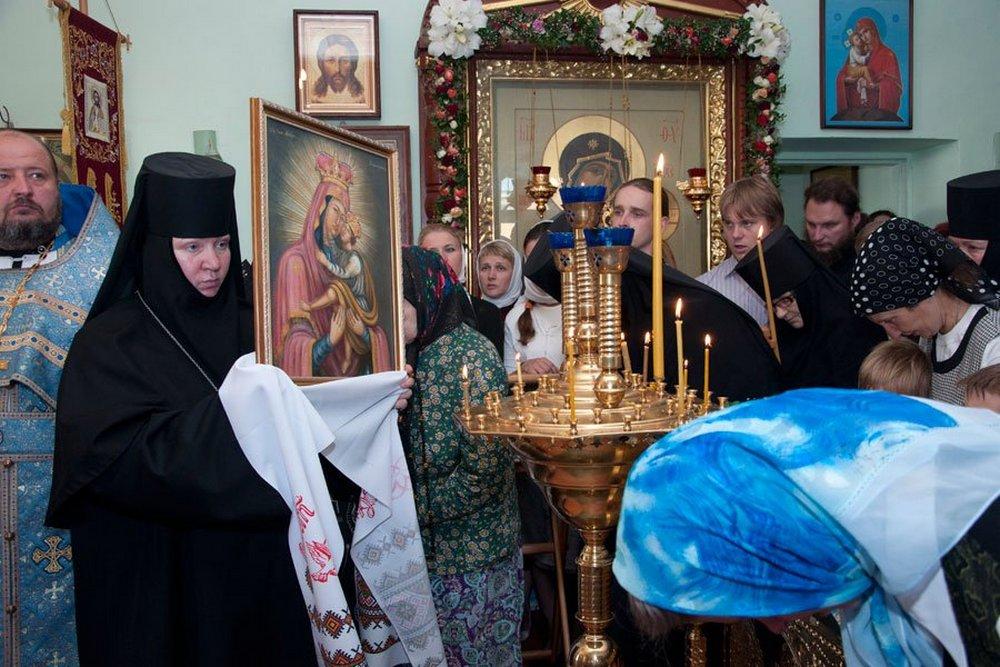 Св Тих монастырь Гомель