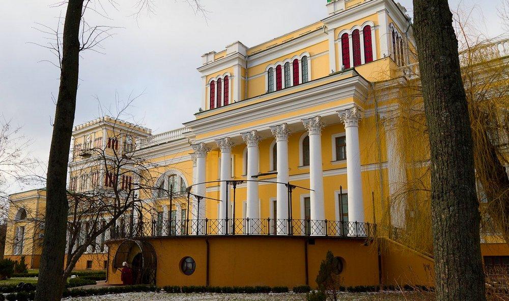 дворец гомель1