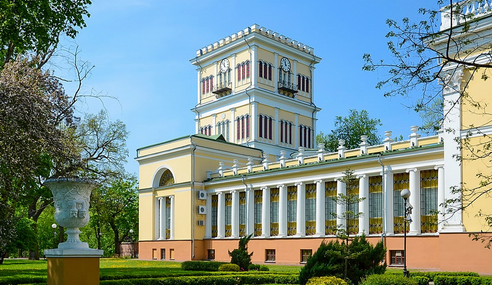 дворец парк гомель