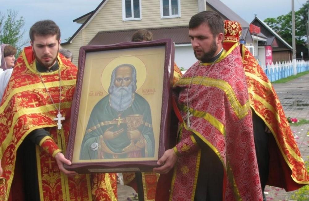 икона иоанна кормянского