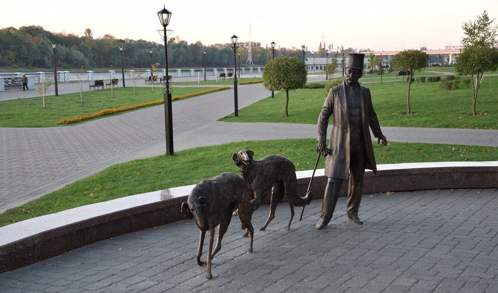 памятник паскевичу