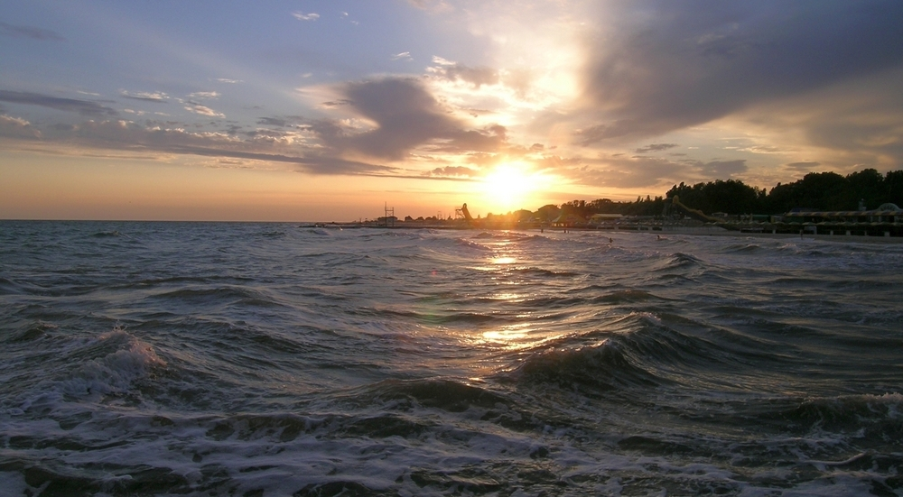 море Железный порт