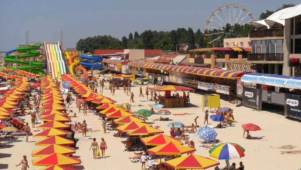 пляж железный порт1