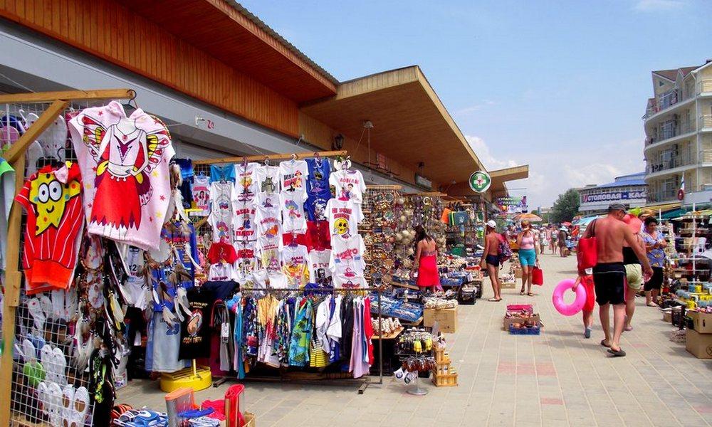рынок Витязево