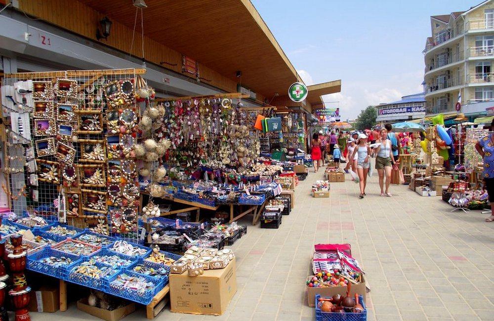 рынок Витязево1