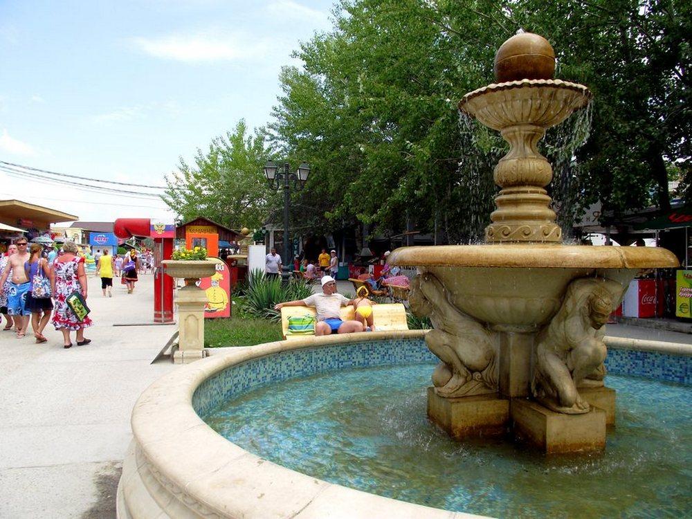 фонтаны Витязево1