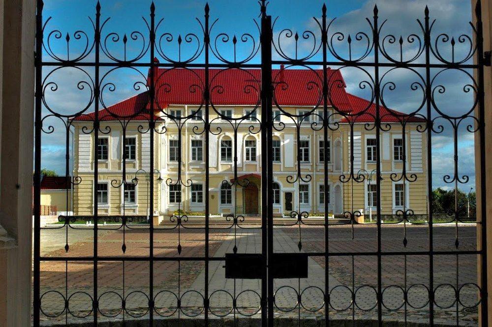 Архиерейский дворец Могилев1