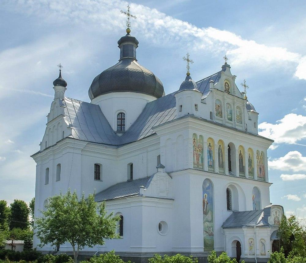 Могилев Никольская церковь2
