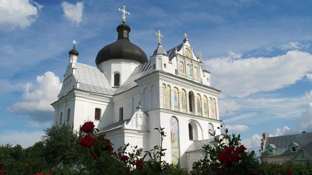 Могилев Никольская церковь3