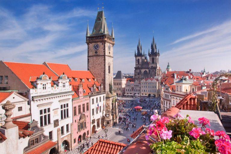 Знакомство С Прагой Дрезден Туртрансвояж