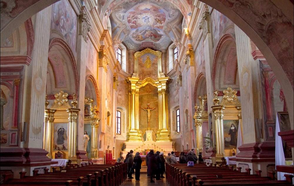 кафедральный собор Могилев