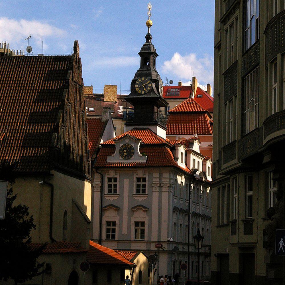 Синагога Прага1