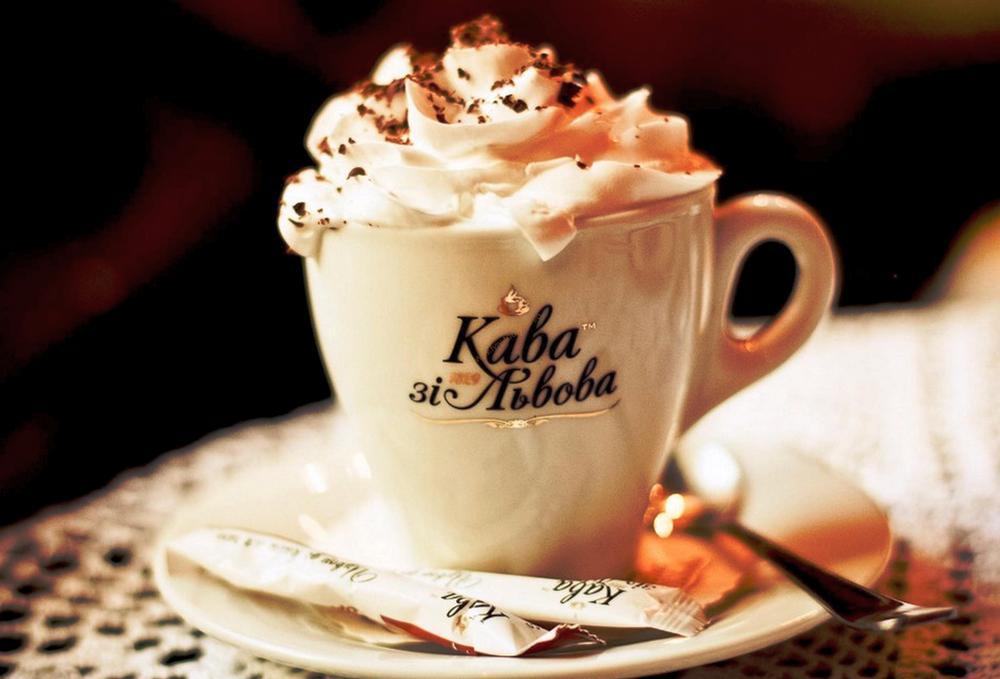 кофе Львов