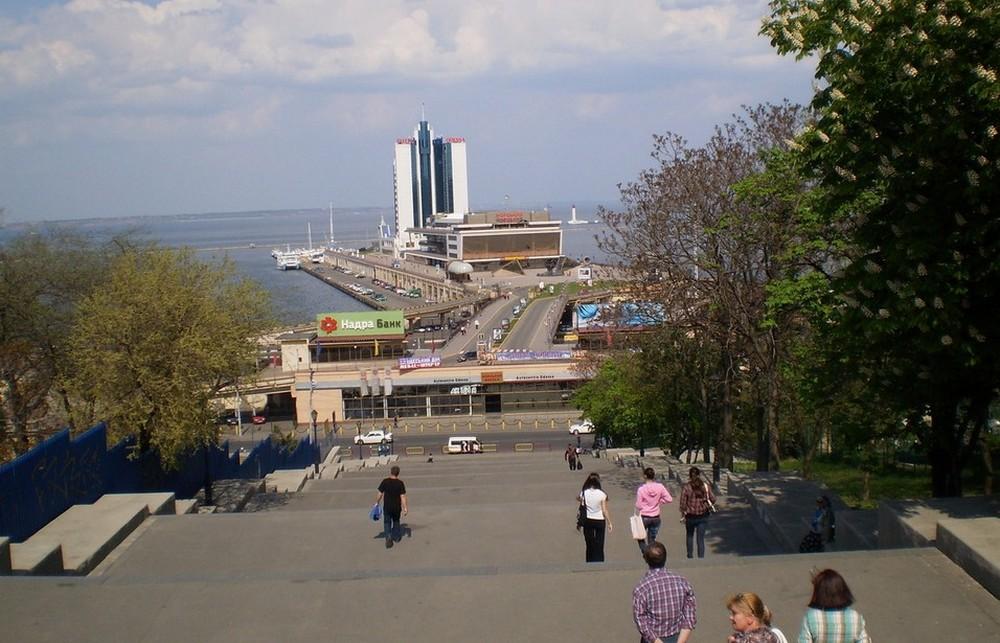 Одесса Потемкинская лестница1
