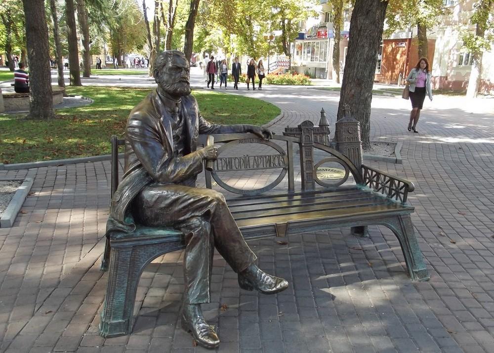 Одесса скульптуры2