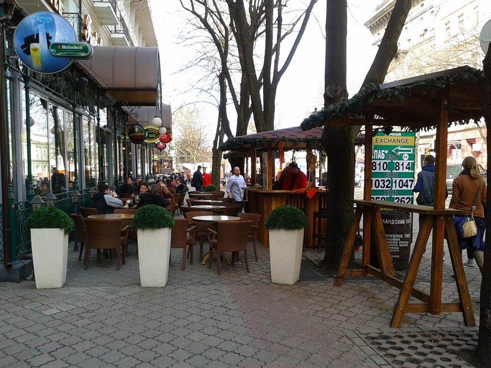 кафе Одесса4