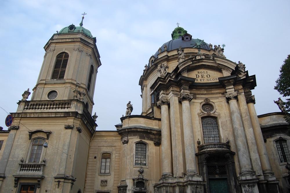 Львов Доминиканский монастырь