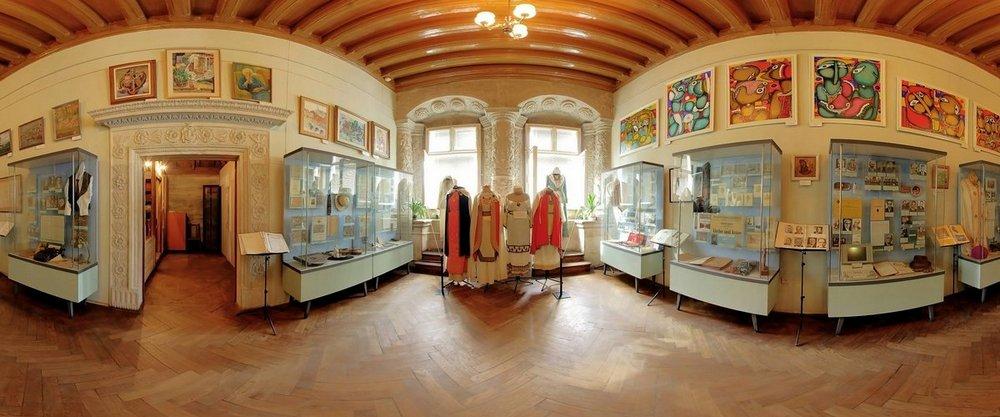 Львов.Исторический музей