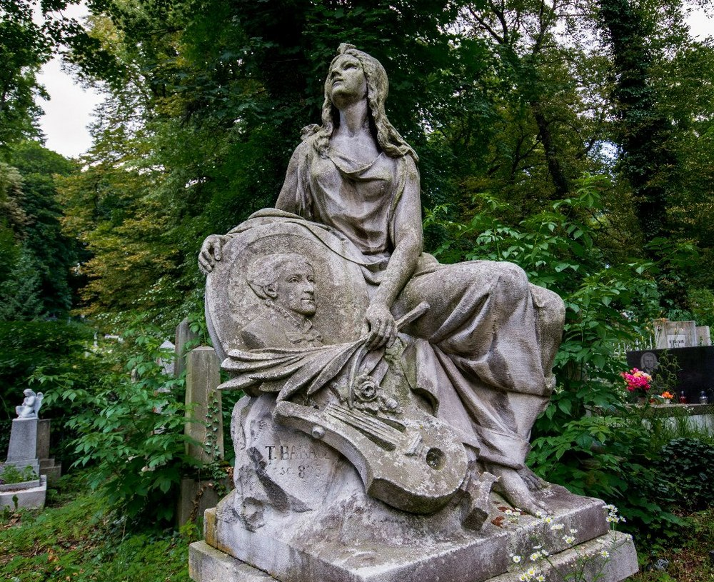 Львов.Лычаковское кладбище