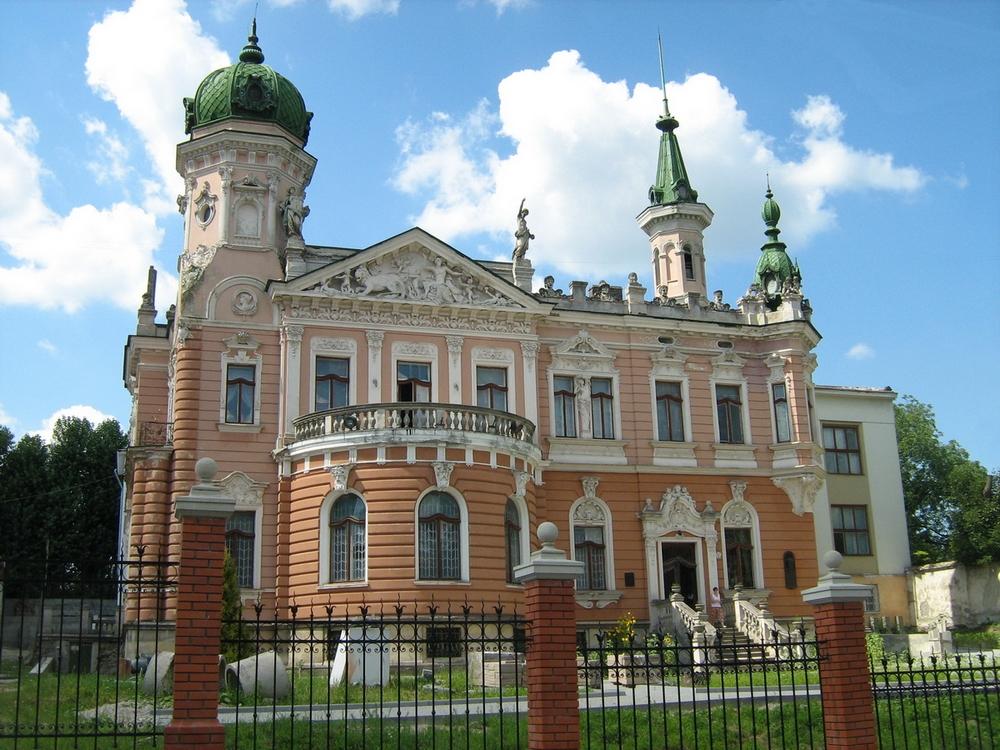 Львов.Национальный музей