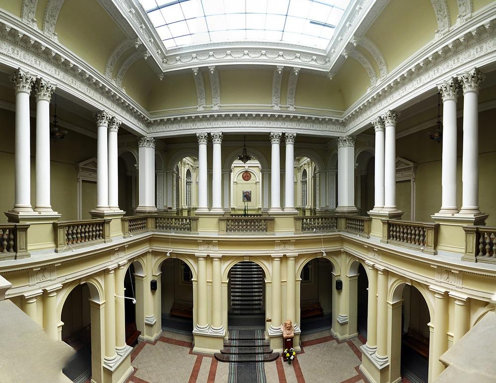 Львов.Национальный музей1