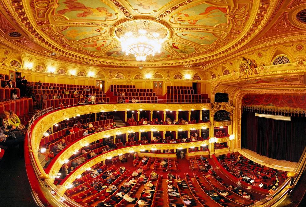 Львов.Оперный театр3