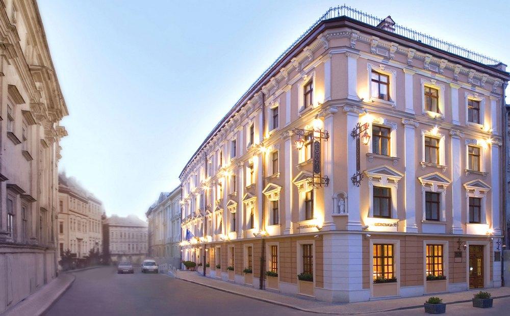 Львов.Отель LEOPOLIS