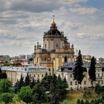 Святыни Львова (фото, видео)