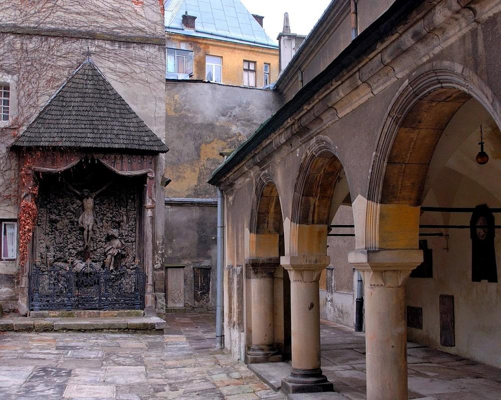 Львов. Армянский собор Успения Пресвятой Богородицы