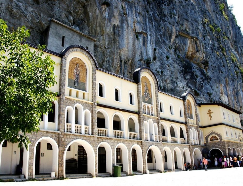 Черногория Острог монастырь
