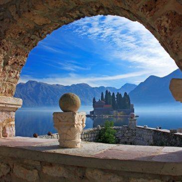 Черногория отдых на море (курорты, отели)