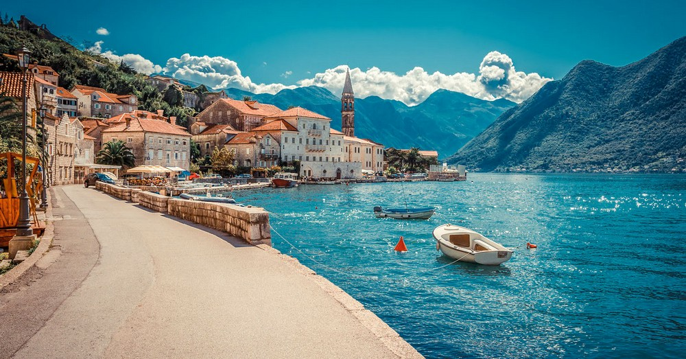 черногория курорты фото