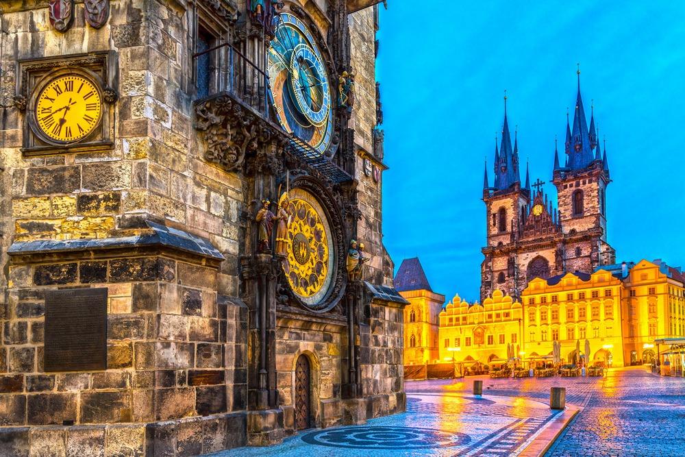 Экспресс-Прага-1