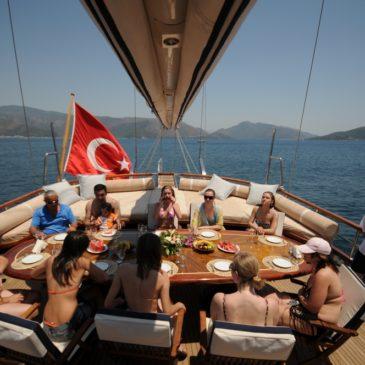Обзор курортов Турции