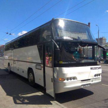 Проезд в Коблево