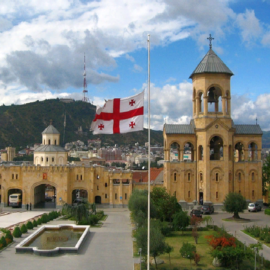 Достопримечательности Грузии (фото, видео)
