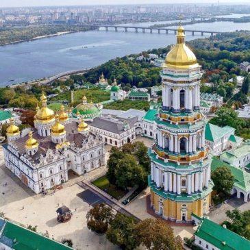 Святыни Киева (фото, видео)