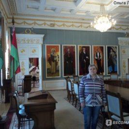 Отзыв Экскурсии по Беларуси