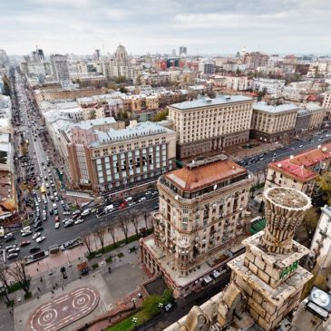 Достопримечательности Киева (фото,видео)