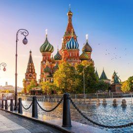Тур Москва