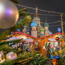 Московский Weekend (зимой)
