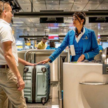 Как не расстаться с багажом в аэропорту