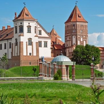 Экскурсия в Мирский замок из Гомеля